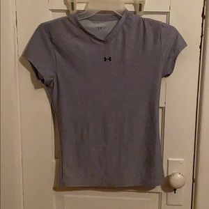 Under armour non-sweat top